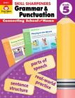 Skill Sharpeners Grammar and Punctuation, Grade 5 Cover Image