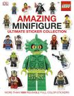 Ultimate Sticker Collection: Amazing LEGO® Minifigure: More Than 1,000 Reusable Full-Color Stickers Cover Image