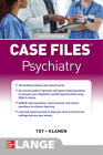 Case Files Psychiatry, Sixth Edition Cover Image