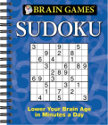 Sudoku (Brain Games (Unnumbered)) Cover Image