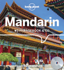 Lonely Planet Mandarin Phrasebook and CD Cover Image