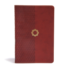 CSB Essential Teen Study Bible, Walnut LeatherTouch Cover Image