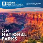 2020 National Park Foundation Wall Calendar Cover Image