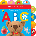 Touch and Feel ABC: Scholastic Early Learners (Touch and Feel) Cover Image
