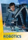 Cutting Edge Careers in Robotics Cover Image