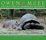 Owen & Mzee: The True Story of a Remarkable Friendship Cover Image