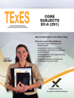 TExES Core Subjects Ec-6 (291) Cover Image