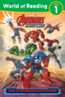 World of Reading: This is Avengers Mech Strike Cover Image