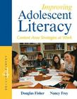 Improving Adolescent Literacy: Content Area Strategies at Work, with Enhanced Pearson Etext -- Access Card Package Cover Image