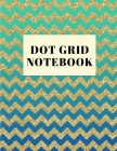 Dot Grid Notebook: Large (8.5 x 11 inches)Dotted Notebook/Journal Cover Image
