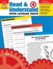 R&u, Stories & Activities Grade 4 (Read & Understand with Leveled Texts) Cover Image