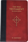 New Testament (Pocket Size) New Catholic Version Cover Image