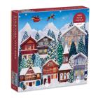 Yuletide Village 500 Piece Puzzle Cover Image