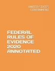 Federal Rules of Evidence 2020 Annotated Cover Image