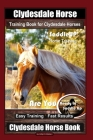 Clydesdale Horse Training Book for Clydesdale Horses By SaddleUP Horse Training, Are You Ready to Saddle Up? Easy Training * Fast Results, Clydesdale Cover Image