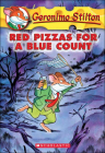 Red Pizzas for a Blue Count (Geronimo Stilton #7) Cover Image
