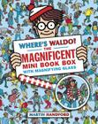 Where's Waldo? The Magnificent Mini Boxed Set Cover Image