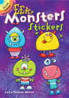Eek! Monsters Stickers (Dover Little Activity Books Stickers) Cover Image