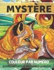 Mystère Couleur Par Numéro: Scènes Détente & Découvrez La Magie! Cover Image