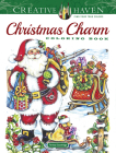 Creative Haven Christmas Charm Coloring Book (Creative Haven Coloring Books) Cover Image