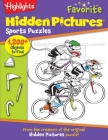 Sports Puzzles: From the creators of the original Hidden Pictures® puzzle! (Highlights(TM) Hidden Pictures®) Cover Image