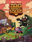 Run, Monster, Run! #2 (Zoo Patrol Squad #2) Cover Image