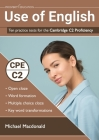 Use of English: Ten practice tests for the Cambridge C2 Proficiency Cover Image