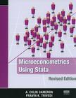Microeconometrics Using Stata: Revised Edition Cover Image
