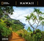 Cal 2020-National Geographic Hawaii Wall Cover Image