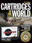 Cartridges of the World, 16th Edition: A Complete and Illustrated Reference for Over 1,500 Cartridges Cover Image