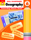 Skill Sharpeners Geography, Grade 6 Cover Image