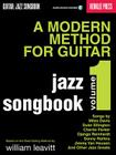 A Modern Method for Guitar - Jazz Songbook, Vol. 1 Cover Image