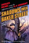 Shadows Over Baker Street: New Tales of Terror! Cover Image