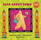 Bear about Town (Bear (Stella Blackstone)) Cover Image