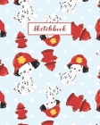 Sketchbook: Sketch Pad for Kids for Drawing, Doodling and Sketching Cover Image