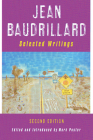 Jean Baudrillard: Selected Writings: Second Edition Cover Image