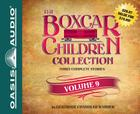 The Boxcar Children Collection Volume 9: The Amusement Park Mystery, The Mystery of the Mixed-Up Zoo, The Camp-Out Mystery Cover Image