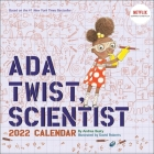 Ada Twist, Scientist 2022 Wall Calendar (The Questioneers) Cover Image