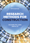 Research Methods for Construction Cover Image