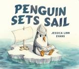 Penguin Sets Sail Board Book Cover Image