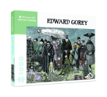 Edward Gorey 1,000-Piece Jigsaw Puzzle (Pomegranate Artpiece Puzzle) Cover Image