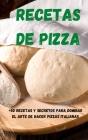 Recetas de Pizza Cover Image