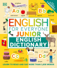 English for Everyone Junior English Dictionary Cover Image