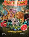The Big Party with happy animals: The most vivid and interesting book about animals! We invite you to enjoy this fascinating story of animals who are Cover Image