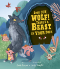 Look Out, Wolf! There's a Beast in Your Book Cover Image