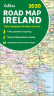 2020 Collins Road Map Ireland Cover Image