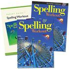 Spelling Workout Homeschool Bundle, Level G [With Parent Guide and Teacher's Guide] Cover Image
