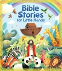 Bible Stories for Little Hands Cover Image
