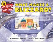 What Makes a Blizzard? (Let's-Read-and-Find-Out Science 2) Cover Image