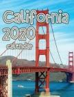 California 2020 Calendar Cover Image